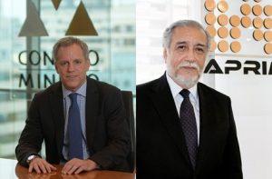 • Por Carlos Urenda, Gerente General Consejo Minero, y Sergio Hernández, Director Ejecutivo Asociación de Proveedores Industriales de la Minería.
